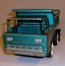 100 Antique Metal Toy Trucks Vintage Structo Deluxe Dumper Dump Truck Car On