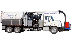 100 Sewer Truck Combination Cleaner Equipment