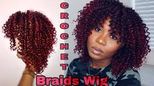 How To Make A Crochet Braids Wig | Burgundy Curly Afro Crochet Wig |  Beginner Friendly How To Do 2 Simple Braids On Thin Hair Savana Jerry Curl No Talk Through The 60 Day Grow Your Fro Protective Style Challenge Week 20 Rootspack Short Crochet Curlkalon Curly Synthetic Weaves Lbduk Discount Code House Of Beauty Promo Jamaican Bounce Twist Wand 8inch Bouncy Pre Loop Exteions Braiding Canada Hairstyles For Curlkalon Curlkalon Twitter Pin By Shelly Thunder On Curls Natural Hair Styles To Twa Review Beauty Tips Diva Cute Coily Toni Details About 10 Inch Spiral