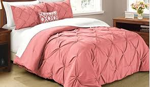 Coral Colored Bedding by Excellent Ideas Coral Colored Sheets Color Bedding Amazon Com