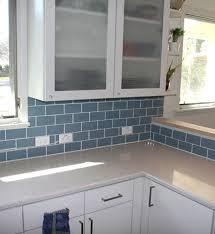 gallery blue subway tile home interior desgin