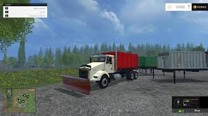 KENWORTH AR PLOW AND SANDER V2 LS15 - Farming Simulator 2015 / 15 Mod Winter Snow Plow Truck Driver Aroidrakendused Teenuses Google Play Simulator Blower Game Android Games Fs15 Snow Plowing Mods V10 Farming Simulator 2019 2017 2015 Mod Titan20 Plow Fs Modailt Simulatoreuro Kenworth T800 Csi V 10 2018 Savage Farm Plowtractor Day Peninsula Tractor Organization Lego City Undcover Complete Walkthrough Chapter 6 Guide Ski Resort Driving New Truck Gameplay Fhd Excavator Videos For Children Toy Truck Car Gameplay Real Aro Revenue Download Timates