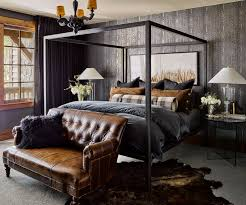 Masculine Bedroom Furniture by Best 25 Masculine Bedding Ideas On Pinterest Masculine Master