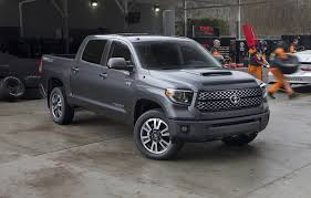 Toyota Unveils 2018 Tundra TRD Pro Sport Signaling Refresh For ... New 2018 Toyota Tacoma Trd Sport Double Cab In Elmhurst Offroad Review Gear Patrol Off Road What You Need To Know Dublin 8089 Preowned Sport 35l V6 4x4 Truck An Apocalypseproof Pickup 5 Bed Ford F150 Svt Raptor Vs Tundra Pro Carstory Blog The 2017 Is Bro We All Need Unveils Signaling Fresh For 2015 Reader