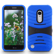 For LG Phoenix 3 Fortune Heavy Duty Protection