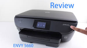 HP Envy 5660 Wireless All In One Printer Review And Setup