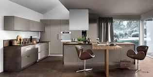 cuisine avec coin repas ilot central avec coin repas maison design bahbe com