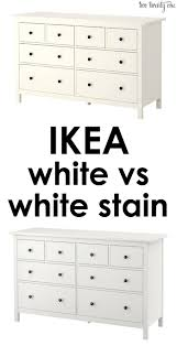 Ikea Hemnes Desk Hutch by Difference Between Ikea White And White Stain