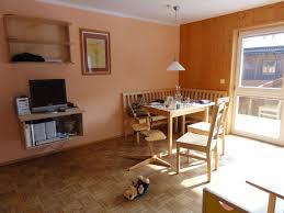 wohnzimmer essecke rosenblüte ferienwohnungen haus