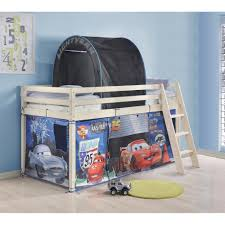Spiderman Bed Tent by Tent For Midsleeper Cabin Bed
