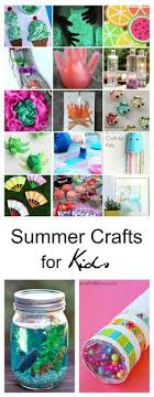 Summer Craft Ideas for Kids Keep Em Busy
