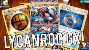 Pokemon Top Decks July 2017 by New Underrated Guardians Rising Lycanroc Gx Deck Lysandre Power