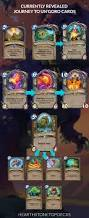 Hearthstone Decks Paladin Gvg by First Look At The New Tribe Mechanics And Cards From Journey To