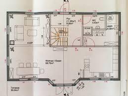 wohn esszimmer kuche grundriss caseconrad
