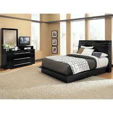 Black Furniture Bedroom Sets