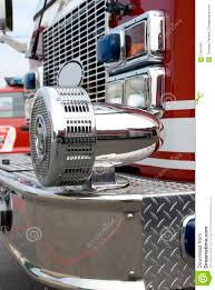 100 Fire Truck Sirens Siren Stock Photo Image Of Firetruck Grill 1364794