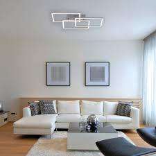 led deckenleuchte stahl inkl dimmfunktion modern energieeffizient