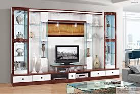 Living Room Furniture Tv White High Gloss Mdf Stand QHXXQUI