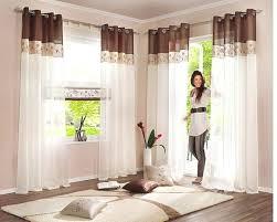 gardinen wohnzimmer modern