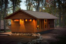 Charming Tiny Cabin Vacation Home | IDesignArch | Interior Design ... Tiny Vacation Home Design Floorplan Layout With Guest Bed Ana Ideas Shocking House 2 Jumplyco Small Modern Homes Breakingdesign Net Images With Outstanding Plan Plans And Getaway Mountain Style Stunning Summer Interior Rentals In Orlando Fl Rental And Basement Awesome Lake Photos Bedroom Fresh 7 Twin Over Bunk Youtube Idolza Dream Philippines Nice Homes