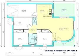 plan maison plain pied 3 chambre plan de maison plain pied 3 chambres avec garage en l 1 5 s 2