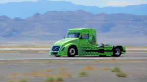 Volvo's Mean Green - Land Speed Record - YouTube Chris Darnell Pilot Of The Shockwave Jet Truck Blazes Down Faest Semi In World Youtube Kssbohrer Becomes Faest Growing Semitrailer Manufacturer This 4ton Is Powered By 3 Engines And Can Speed Up To 605 New Freightliner Cascadia Is Most Advanced Semitruck Ever Movin Out Fitzgerald Peterbilts Casual Show Slated Toyota Starts Testing Project Portal Fuel Cell Semi Truck Tesla Unveils New Roadster Electric Unveils Its Mdblowing Roadster The Best Of World Peterbilt You