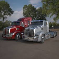 Western Star 5700 Sleeper Cab And Day Cab Models By RolandStuDesign ...