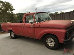 100 Ford Unibody Truck For Sale 100 V8 UNI Body BIG Back Window F250 F350 Bronco In NSW