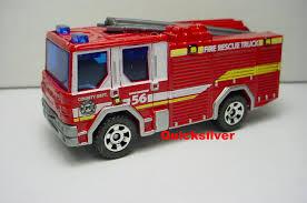 100 Sabre Trucks Dennis Fire Engine Model HobbyDB