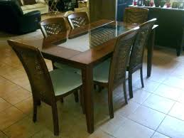 Used Table And Chairs For Sale Dining E Set Room Kitchen Es Near