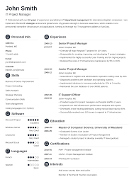 20 CV Templates: Download A Professional Curriculum Vitae In Minutes Free Download Sample Resume Template Examples Example A Great 25 Fresh Professional Templates Freebies Graphic 200 Cstruction Samples Wwwautoalbuminfo The 2019 Guide To Choosing The Best Cv Online Generate Your Creative And Professional Resume Cv Mplate Instant Download Ms Word You Can Quickly Novorsum Disciplinary Action Form 30 View By Industry Job Title Bakchos Resumgocom