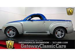 100 Ssr Truck For Sale 2006 Chevrolet SSR For ClassicCarscom CC1044349