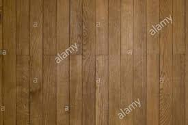 View Side Top On Vintage Parquet Floor Made From Many Wooden Reeks Stock Photo