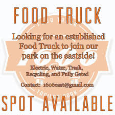 1606 East - Food Trailer Park - Home   Facebook Dtown Disney Food Truck Festival Heralds Opening Of New Popular Hyde Park Taco Truck Rolls Out Date For New Austin Taquera Home Stetfare Sa How Much Does A Cost Open Business Acai Hut Court To On Barton Springs Rd Kut By Truckwest Our Top 10 Trucks This Year Happy Parks Are Making America More Like Southeast Asia 5 Dessert In Make Your Sweet Tooth Ache Sxsw Southbites Trailer Preview Capital Kitchens Launch Pad Entpreneurs Treatmo