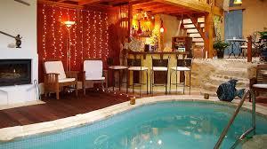 chambre d hotel avec privatif paca piscine intérieure spa à la bastide des princes chambres