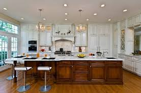 Large Kitchen Islands With Seating And Storage Ceiling Lights Modern Chairs Beautiful Floor Cabinets Stove Faucet