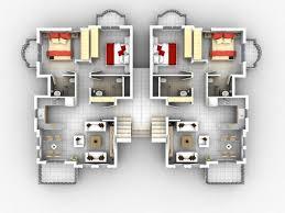 Apartment Design Blueprint Endearing Small Building Floor Plans