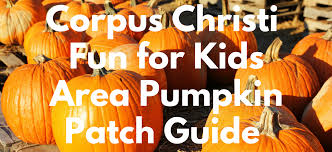 Pumpkin Patch Portland by Corpus Christi Fun For Kids 2016 Area Pumpkin Patch Guide Corpus