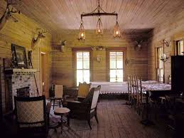 Fort Christmas Beehead Ranch House Interior Click To Enlarge