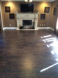 Trafficmaster Glueless Laminate Flooring Alameda Hickory by Home Decorators Collection Hand Scraped Tanned Hickory 12 Mm Thick