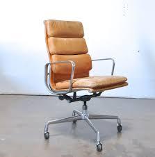 Dwr Eames Soft Pad Management Chair by Eames Herman Miller De Colección Mediados Siglo Moderno