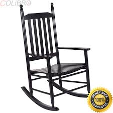 Buy COLIBROX Wooden Rocking Chair Porch Rocker Armchair ... Jack Post Knollwood Classic Wooden Rocking Chair Kn22n Best Chairs 2018 The Ultimate Guide Rsr Eames Black Desi Kigar Others Modern Rocking Chair Nursery Mmfnitureco Outdoor Expressions Galveston Steel Adult Rockabye Baby For Nurseries 2019 Troutman Co 970 Lumbar Back Plantation Shaker Rocker Glider Rockers Casual Glide With Modern Slat Design By Home Furnishings At Fisher Runner Willow Upholstered Wood Runners Zaks