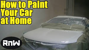 How To Paint A Car In Your Garage - Quick Version - YouTube Rubberized Paint Ford Raptor Forum F150 Forums Alternative To Pating Car Why Wrap And Not Paint Youtube How To Do A Rustoleum Roller Job For 70 And Cheap Way Prep Apply Truck Bed Liner Kit Much Does It Cost A Interior Interiors Kustom Over Existing Scuff Shoot What Does Maaco Charge Restore Your Cars Perfect Shine Cobblestone The Black Hot Rod Network Glock Slide Gun Reviews Handgun Testing Rifle