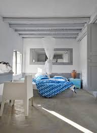 schlafzimmer im modernen griechischen bild kaufen
