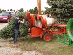 Christmas Tree Baler by About Us Pictures And Information