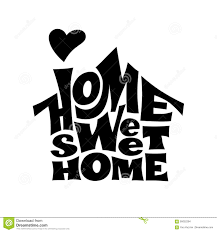 Home Sweet Home. Vector Lettring With House Shape Stock Vector ... Lli Home Sweet Where Are The Best Places To Live Australia Cross Stitched Decoration With Border Design Stock Ideas You Are My Art Print Prints Posters Collection House Photos The Latest Architectural Designs Indian Style Sweet Home 3d Designs Appliance Photo Image Of Words Fruit Blur 49576980 3d Draw Floor Plans And Arrange Fniture Freely Beautiful Contemporary Poster Decorative Text Stock Vector
