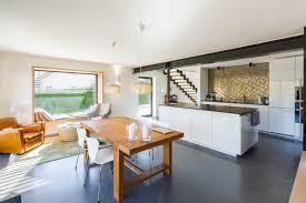 umbau eines einfamilienhauses mit garage m13 architekten