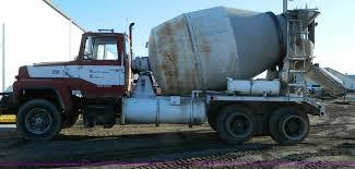 100 Abers Truck Center 1978 Ford Cement Truck Item D8860 SOLD March 29 Constru