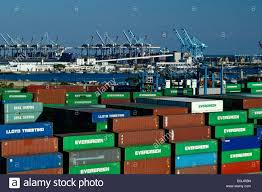 100 Shipping Containers California Containers And Cranes Port Of Los Angeles
