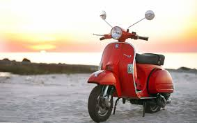 Vespa Wallpaper Background